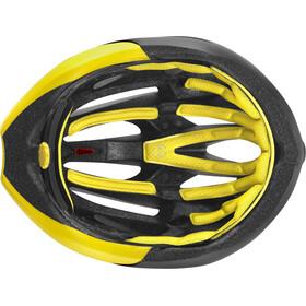 Mavic Cosmic Pro Vision Fietshelm Heren geel/zwart